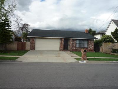 Arcadia Single Family Home For Sale: 9465 East Camino Real Avenue