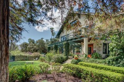 South Pasadena Single Family Home For Sale: 415 Oaklawn Avenue