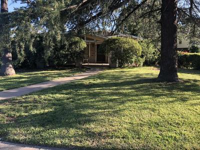 Pasadena Single Family Home For Sale: 1930 East Orange Grove Boulevard