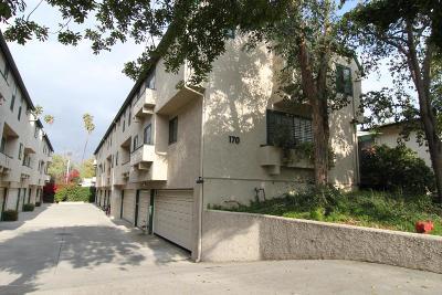 Pasadena Condo/Townhouse For Sale: 170 North Sierra Bonita Avenue #9