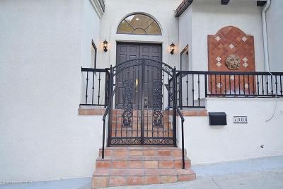 Sunset Strip - Hollywood Hills West (C03) Single Family Home For Sale: 7004 La Presa Drive