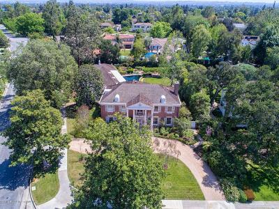 San Marino Single Family Home For Sale: 2240 Orlando Road