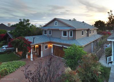 Monrovia Single Family Home For Sale: 255 North Encinitas Avenue