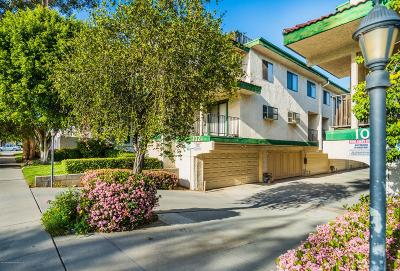 Pasadena Condo/Townhouse For Sale: 102 South Sierra Madre Boulevard #8H