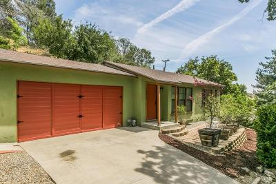 Los Angeles County Single Family Home For Sale: 5030 Collis Avenue