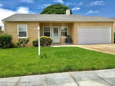 Burbank Single Family Home For Sale: 1929 North Screenland Drive