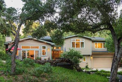 Glendale Single Family Home For Sale: 3280 Linda Vista Road