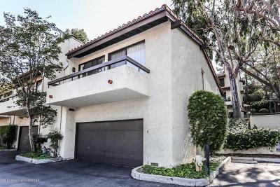 Los Angeles Condo/Townhouse For Sale: 723 Fremont Villas
