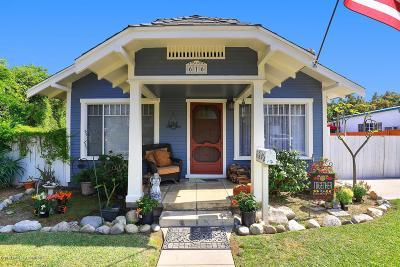 Monrovia Single Family Home For Sale: 616 East Colorado Boulevard