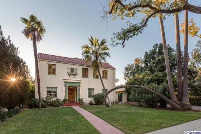 Pasadena Single Family Home For Sale: 399 Ninita Parkway