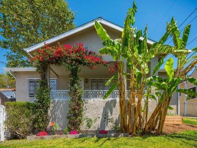 Glendale Single Family Home For Sale: 1112 Tyler Street