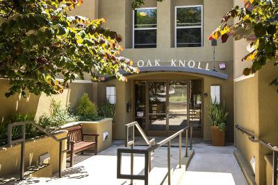Pasadena Condo/Townhouse For Sale: 128 North Oak Knoll Avenue #204