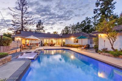 San Marino Single Family Home For Sale: 1310 Vandyke Road
