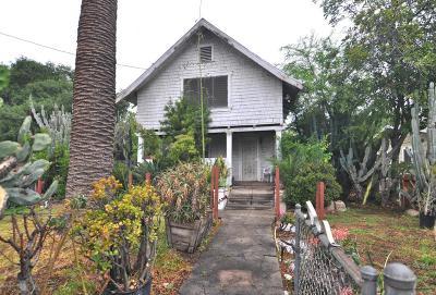 Pasadena Single Family Home For Sale: 599 East Ashtabula Street