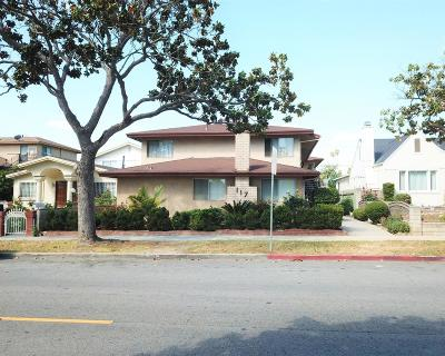 Los Angeles County Residential Income For Sale: 117 South Granada Avenue