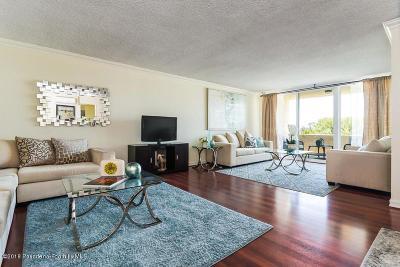 Pasadena Condo/Townhouse For Sale: 1115 Cordova Street #304