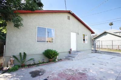Los Angeles Single Family Home For Sale: 4945 Lynn Street