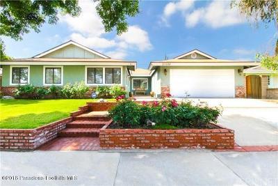 Canoga Park Single Family Home For Sale: 23100 Baltar Street