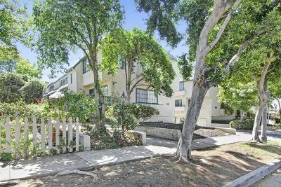 Pasadena Condo/Townhouse For Sale: 170 North Sierra Bonita Avenue #2