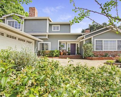 Glendale Single Family Home For Sale: 3827 Los Amigos Street