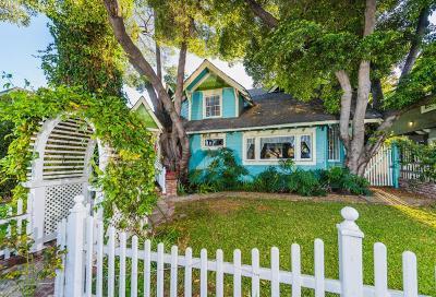 South Pasadena Single Family Home For Sale: 1117 Marengo Avenue