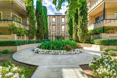 Pasadena Condo/Townhouse For Sale: 1215 South Orange Grove Boulevard #1