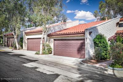Los Angeles Condo/Townhouse For Sale: 4225 Via Arbolada #593
