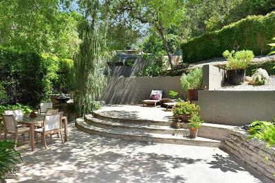 Sierra Madre Single Family Home For Sale: 600 Chaparral Road
