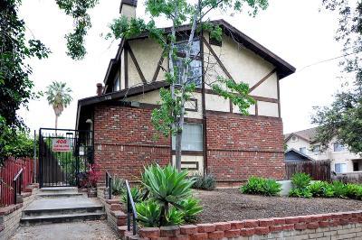 Pasadena Condo/Townhouse For Sale: 408 North Catalina Avenue #8