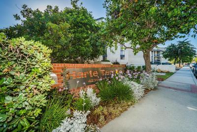 Los Angeles Condo/Townhouse For Sale: 4239 Via Arbolada #210