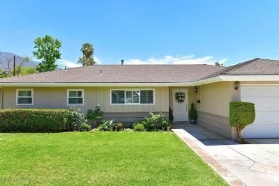 Pasadena Single Family Home For Sale: 2202 Garfias Drive