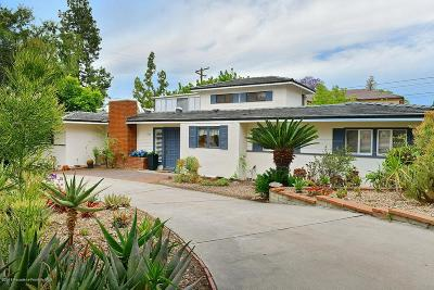 Arcadia Single Family Home For Sale: 1735 North Santa Anita Avenue