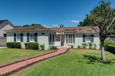 San Marino Single Family Home For Sale: 1410 Bellwood Road