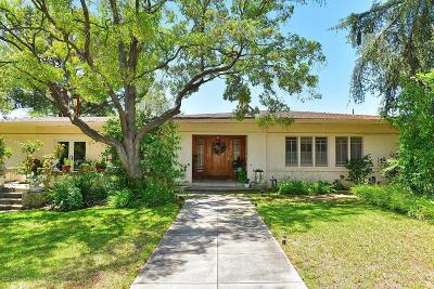 Sierra Madre Single Family Home For Sale: 86 East Alegria Avenue