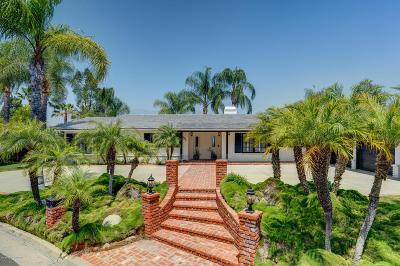 La Canada Flintridge Single Family Home For Sale: 191 Normandy Lane