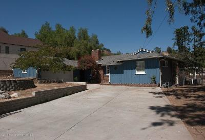 Sunland Single Family Home For Sale: 9938 Helen Avenue