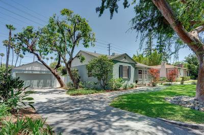 South Pasadena Single Family Home For Sale: 1960 Stratford Avenue