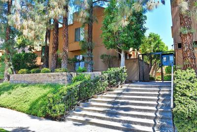 Pasadena Condo/Townhouse For Sale: 100 Hurlbut Street #9