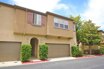 Stevenson Ranch Condo/Townhouse For Sale: 25447 Wharton Drive