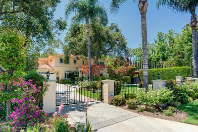 La Canada Flintridge Single Family Home For Sale: 4449 Gould Avenue