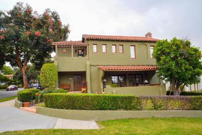 Glendale Single Family Home Active Under Contract: 1638 Highland Avenue