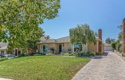 Glendale Single Family Home For Sale: 1547 Irving Avenue