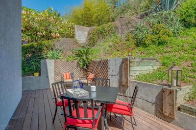 Single Family Home For Sale: 6147 Glen Oak Street