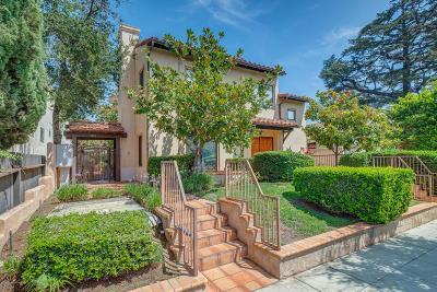 Pasadena Condo/Townhouse For Sale: 2429 Mohawk Street #1
