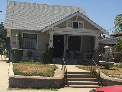 Los Angeles Single Family Home For Sale: 2712 Mozart Street