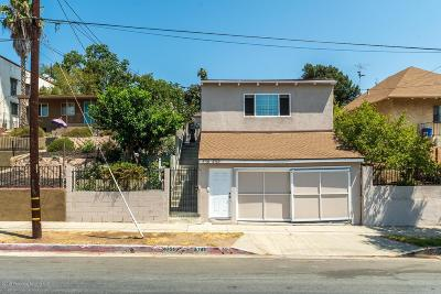 Los Angeles Single Family Home For Sale: 4749 Gambier Street