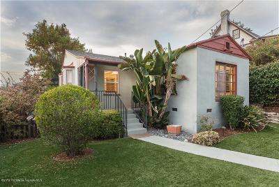 Los Angeles Single Family Home For Sale: 6169 St Albans Street