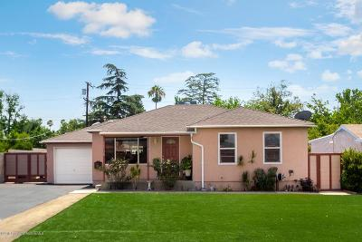 Single Family Home For Sale: 14738 Maclay Street