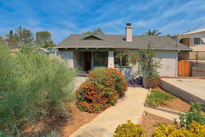 Los Angeles CA Single Family Home For Sale: $709,000