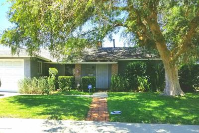 Northridge Single Family Home For Sale: 17549 Blythe Street